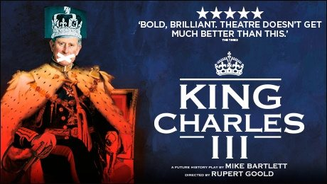 king charles iii leicester