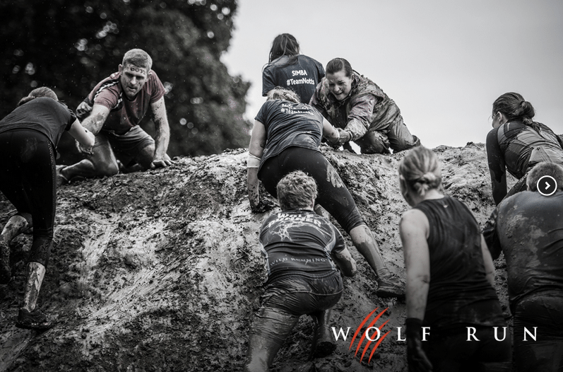 wolf run leicestershire