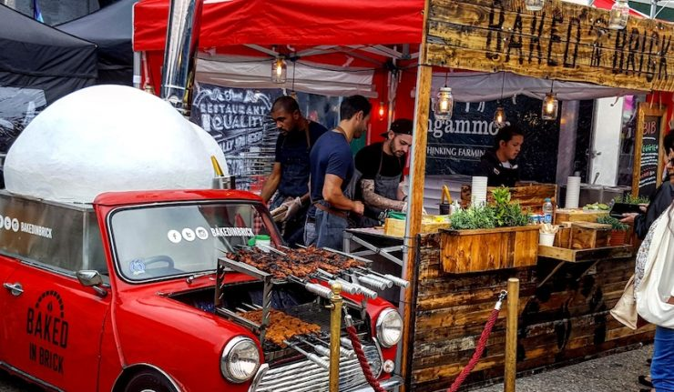 British Street Food Awards Midlands