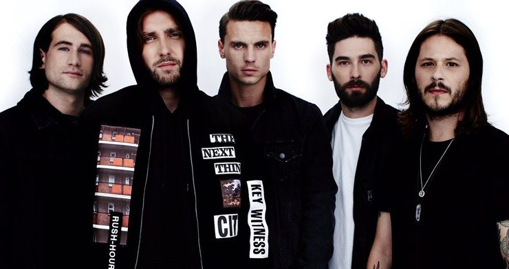 you me at six signing leicester music