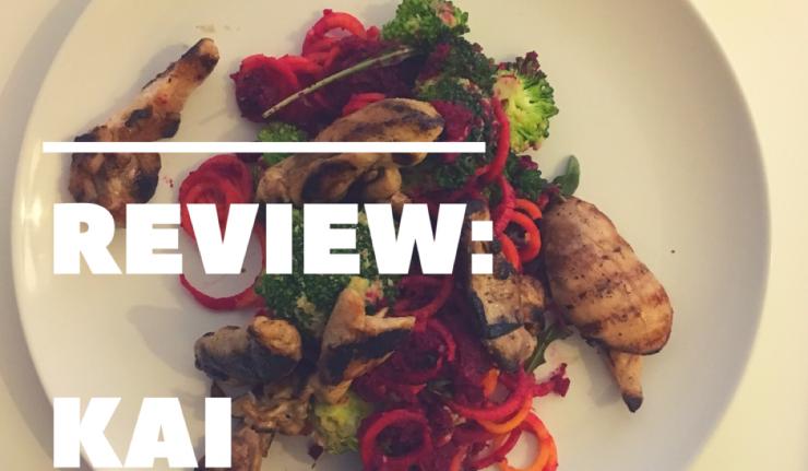 kai leicester vegan healthy restaurant