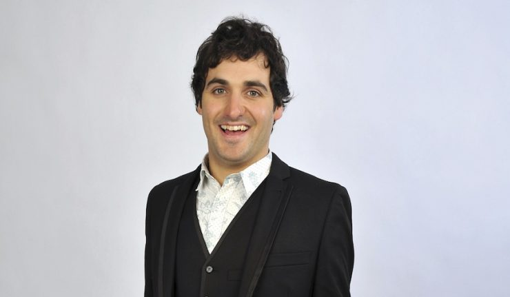patrick monahan leicester comedy
