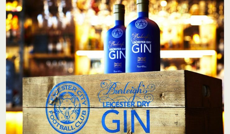burleigh's leicester gin