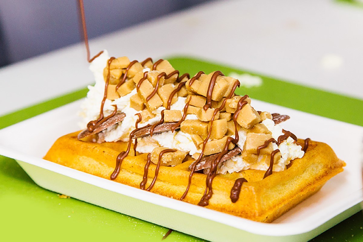 bournville waffle company