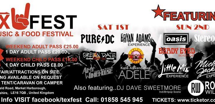 texfest leicestershire