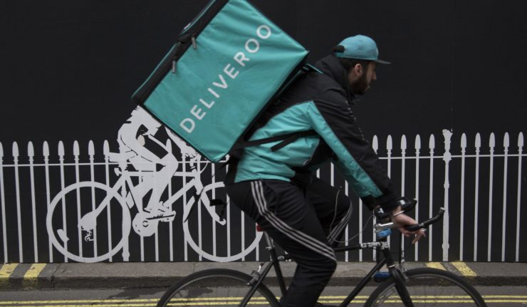 deliveroo leicester