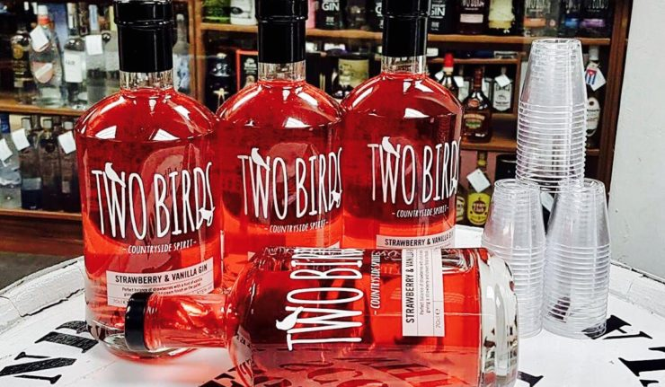 Two Birds gin