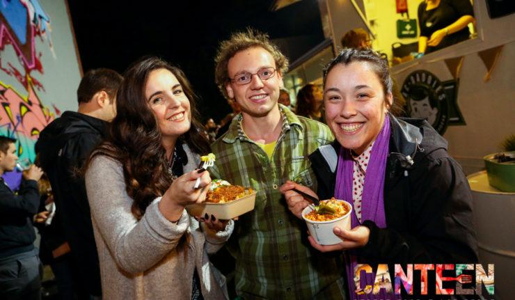 canteen leicester October