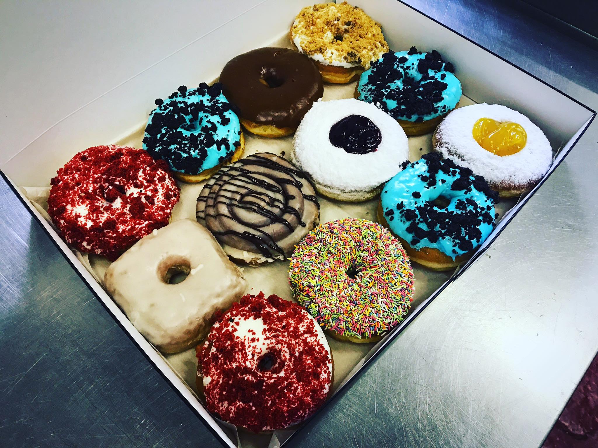 doughnotts leicester
