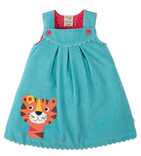 frugi dress Christmas