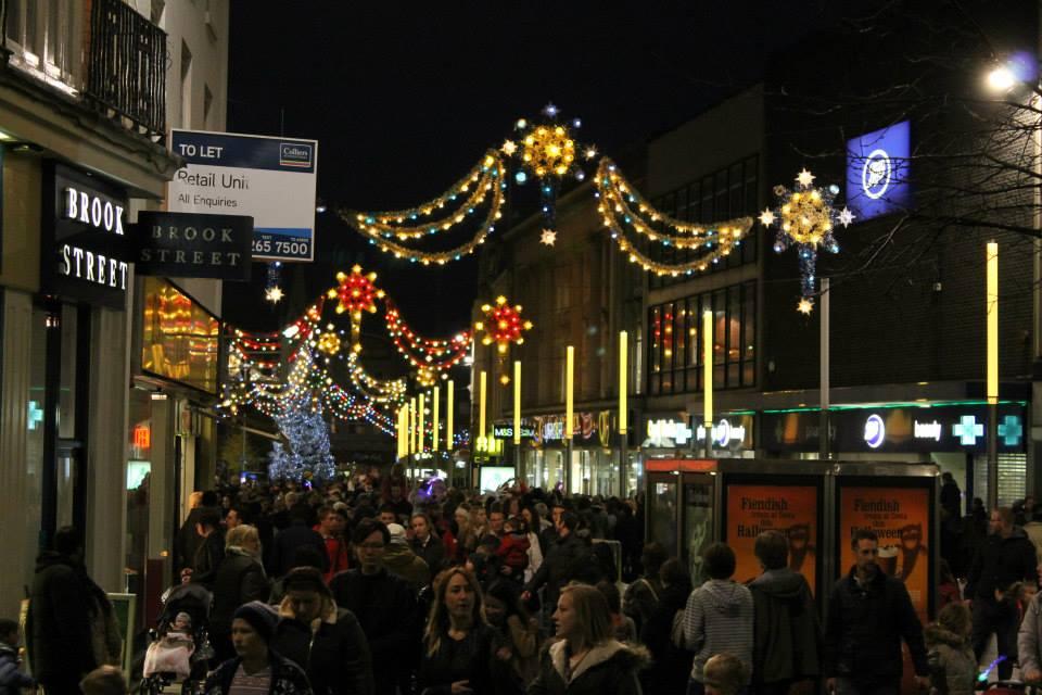 christmas Leicester