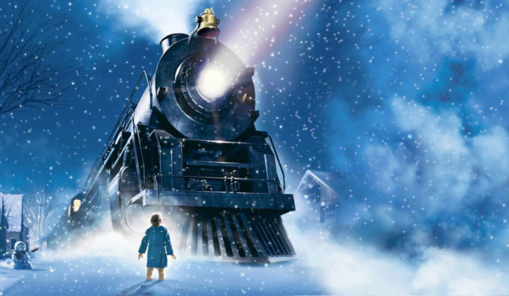 polar express twin lakes