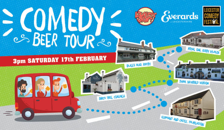 everards beer comedy
