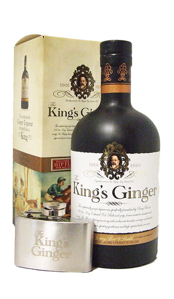 king's ginger liqeur