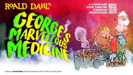 George's marvellous medicine leicester