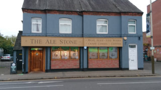 Ale Stone leicester