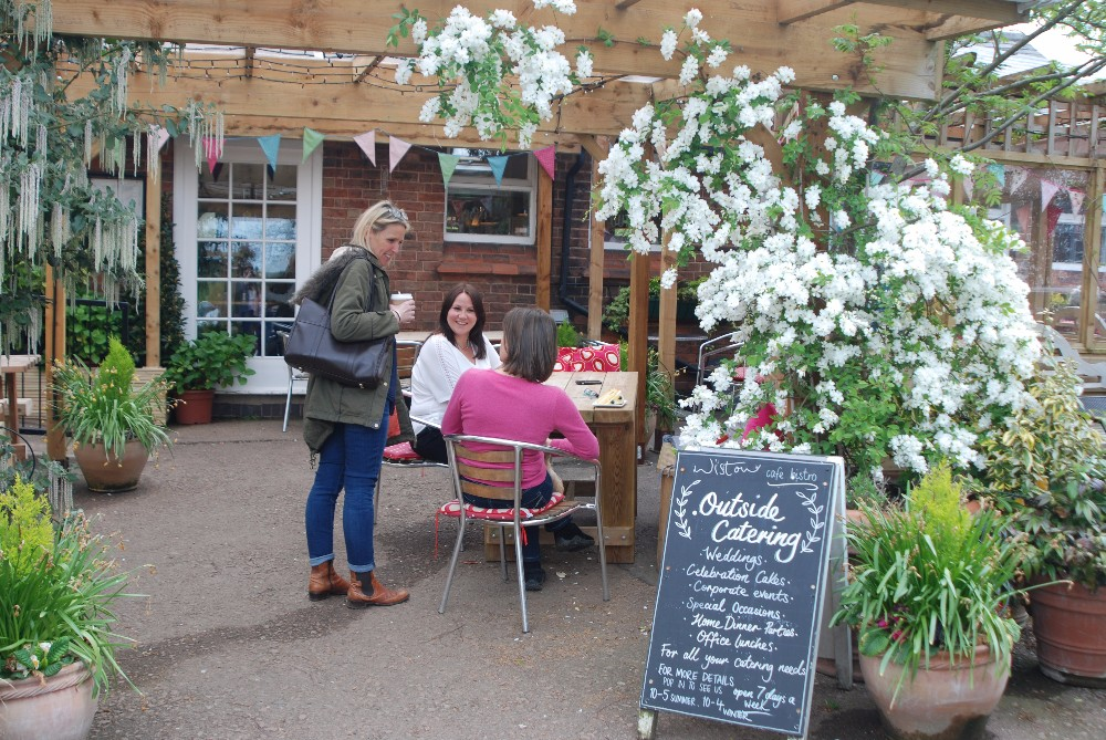wistow cafe Leicester