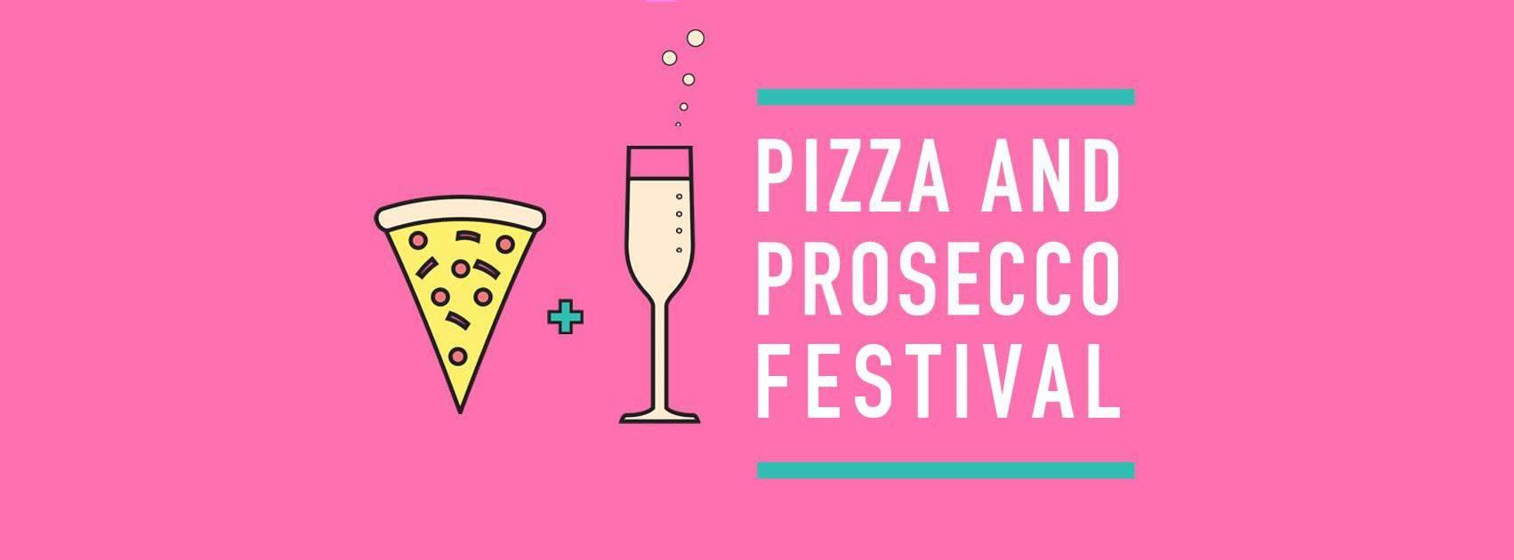 pizza prosecco festival Leicester