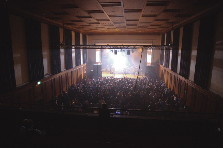 queens hall leicester