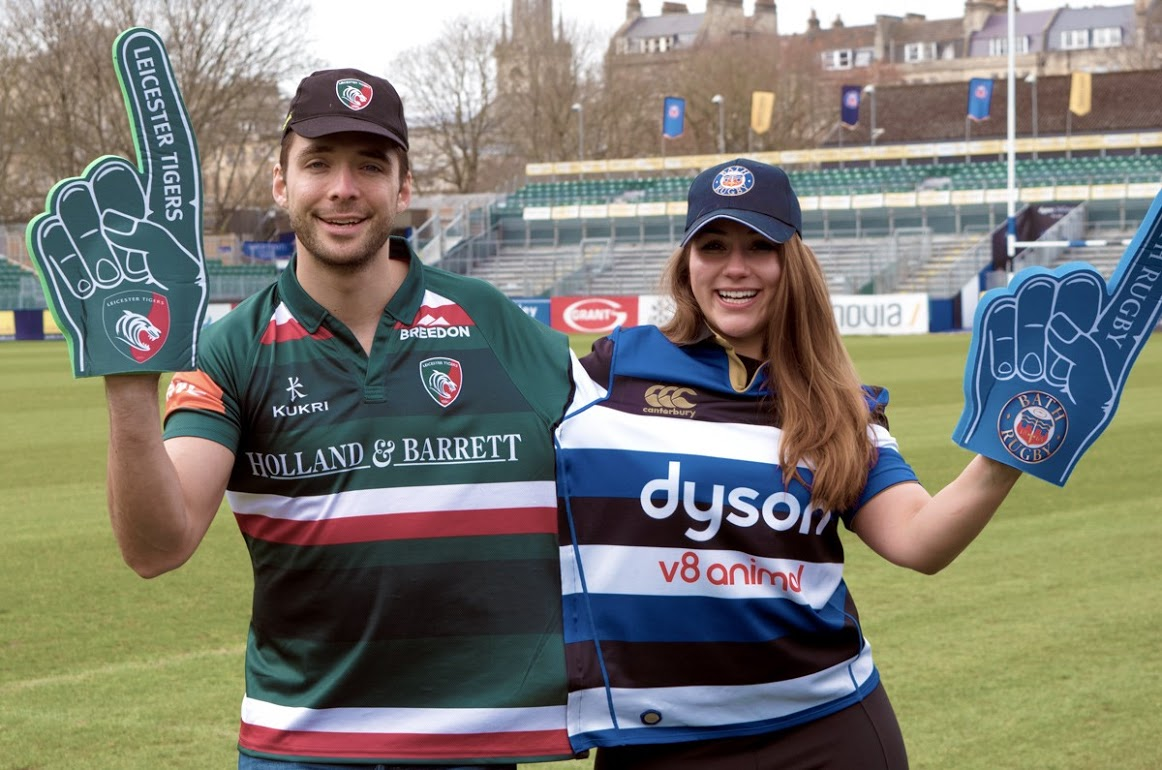 bath tigers rugby the clash
