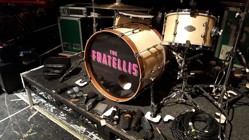 the fratellis live