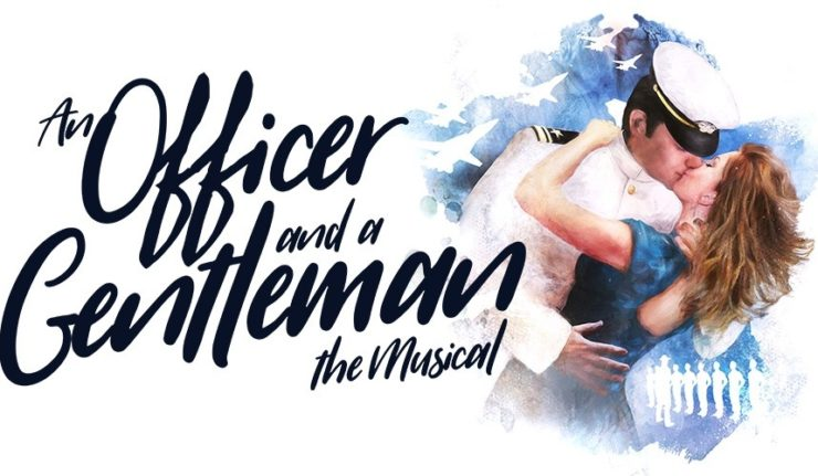 officer and a gentleman the musical