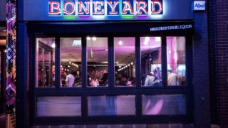 boneyard restaurant leicester