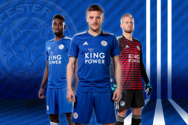 lcfc Adidas leicester