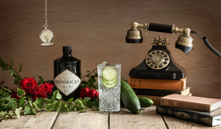 hendrick's gin leicester