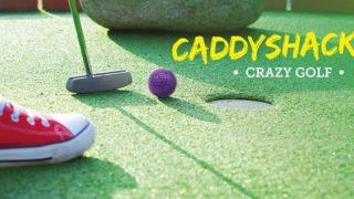 crazy golf leicester