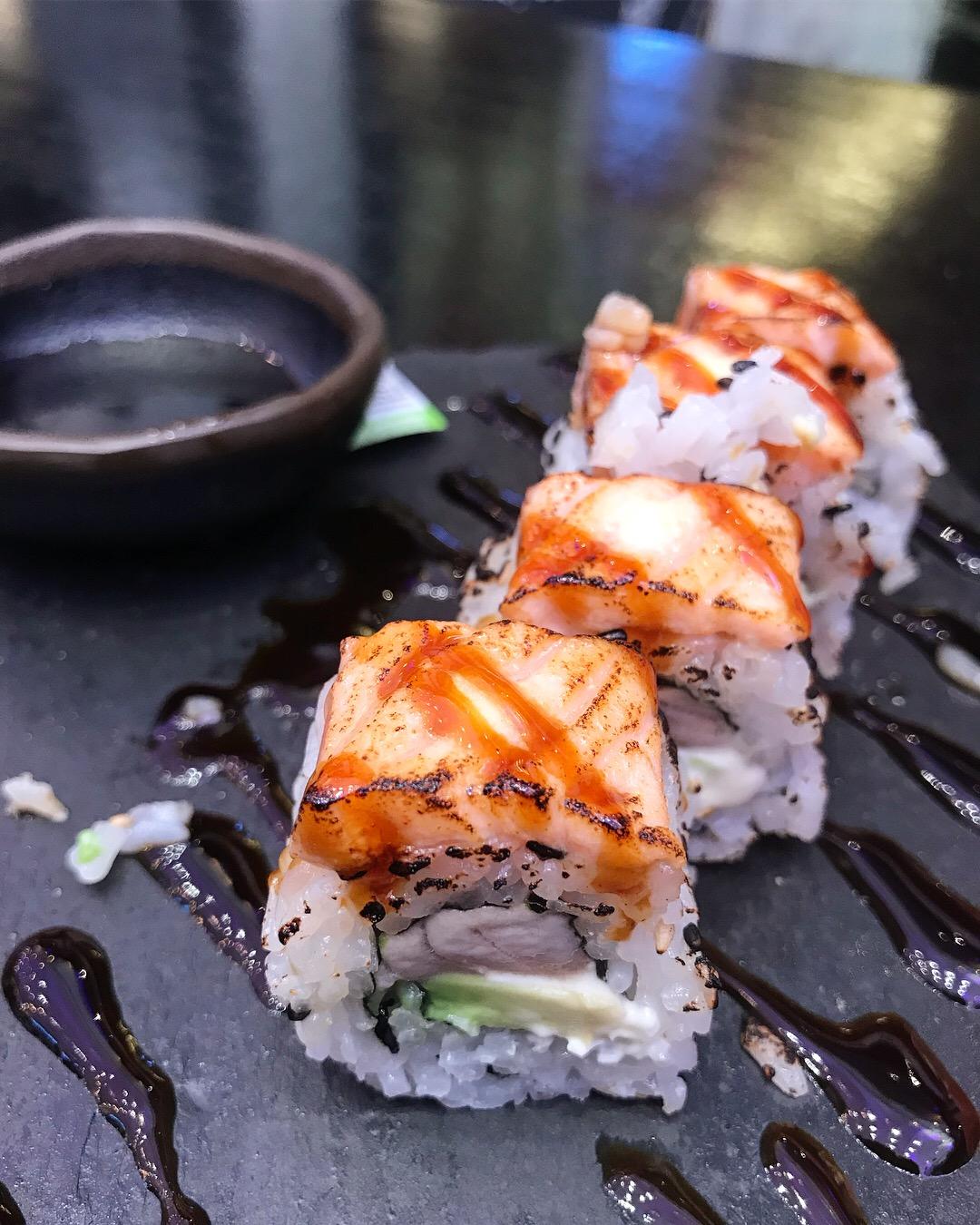 sushi ghent holy food market