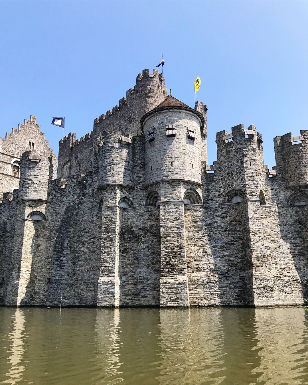castle of the counts ghent