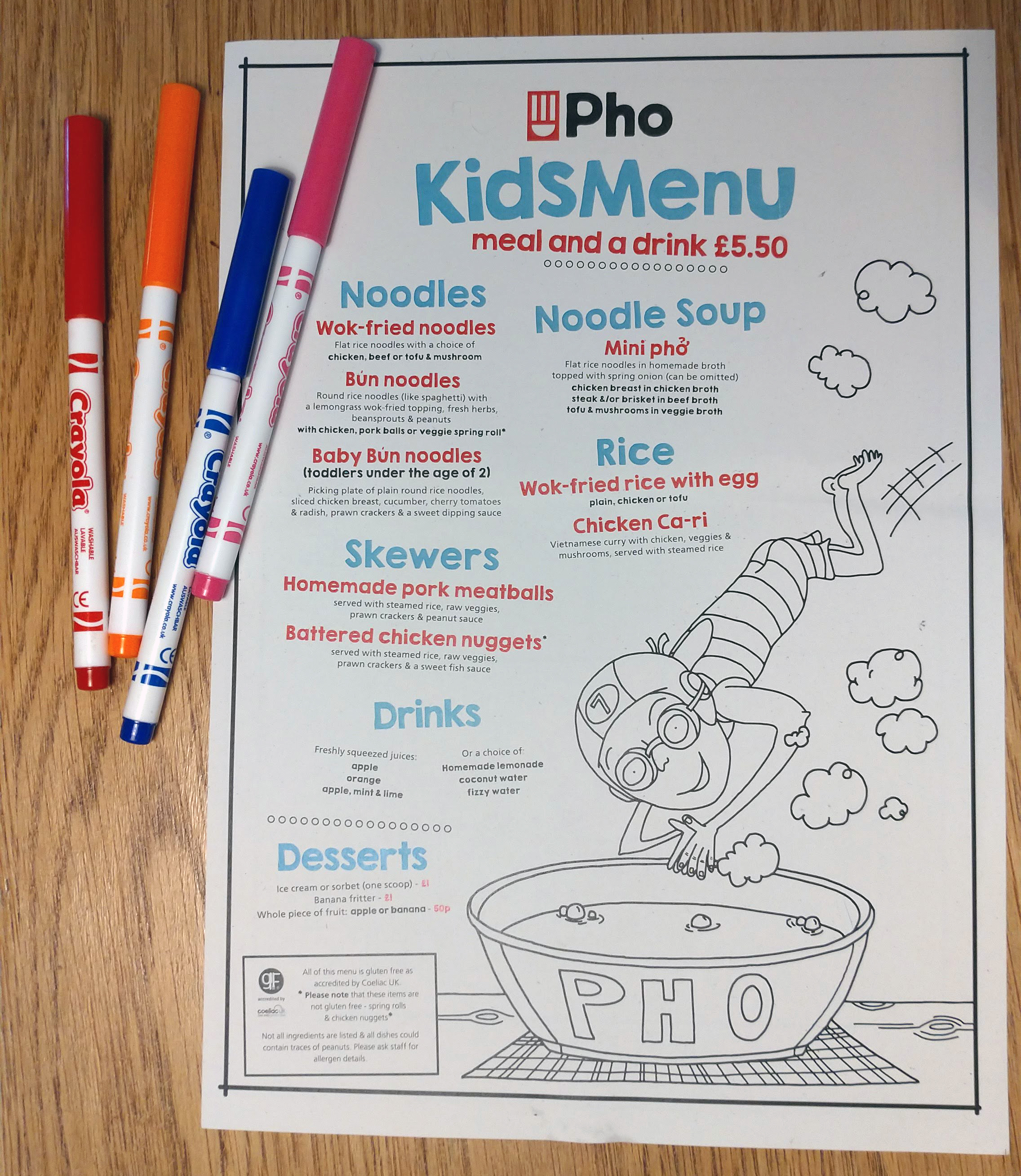 Pho leicester