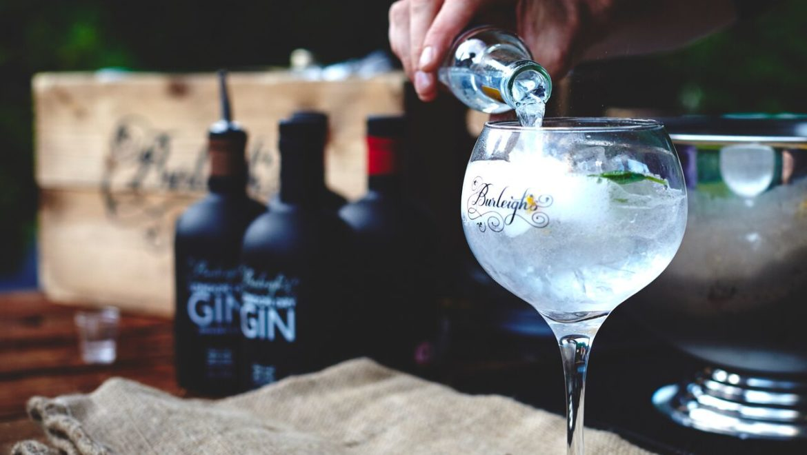 burleighs gin events