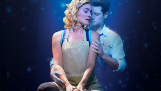 GHOST THE MUSICAL LEICESTER