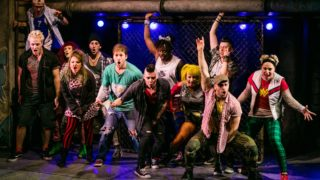 American idiot leicester