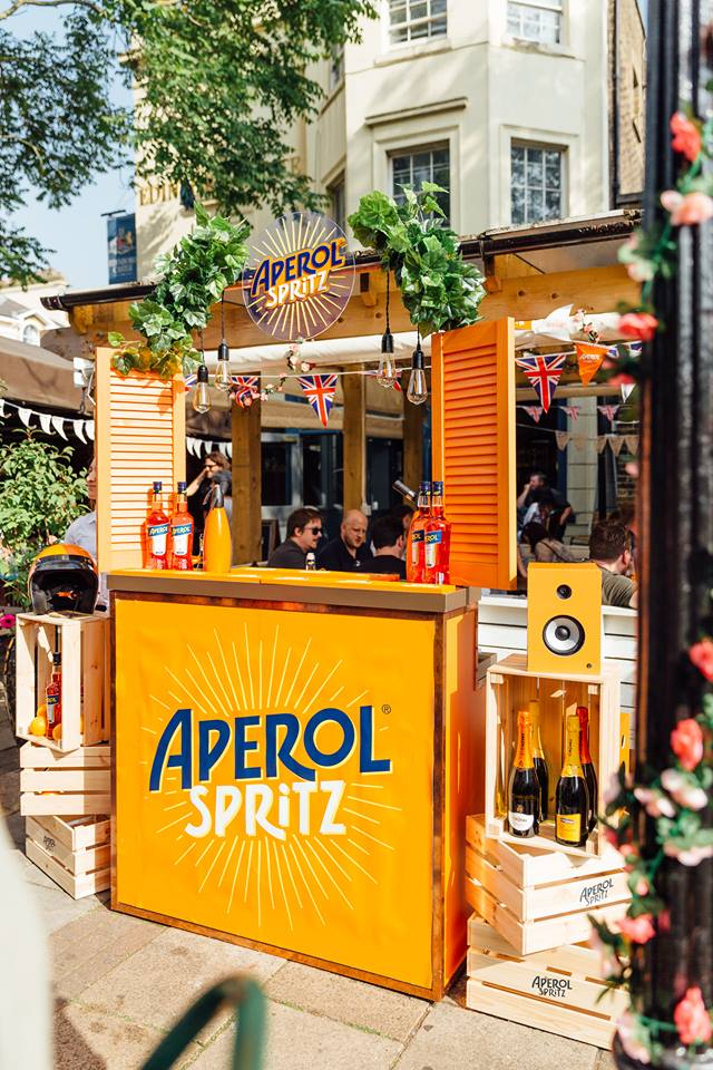 aperol leicester