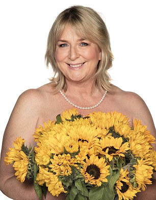 fern Britton calendar girls