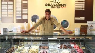 gelato village