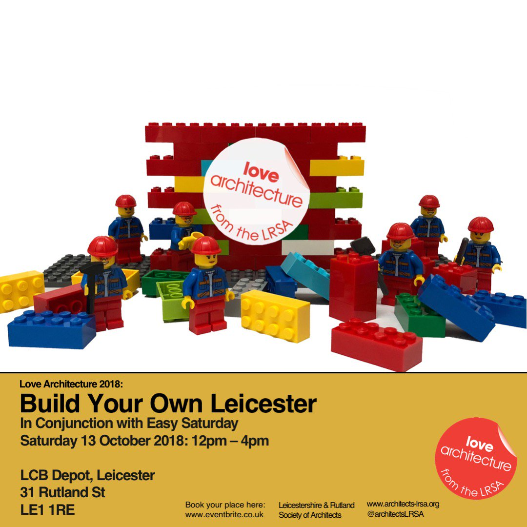 lego leicester lcb depot