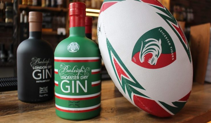 gin experience burleighs rugby