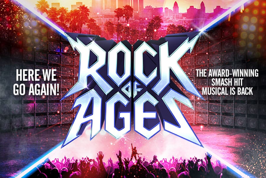 rock of ages leicester
