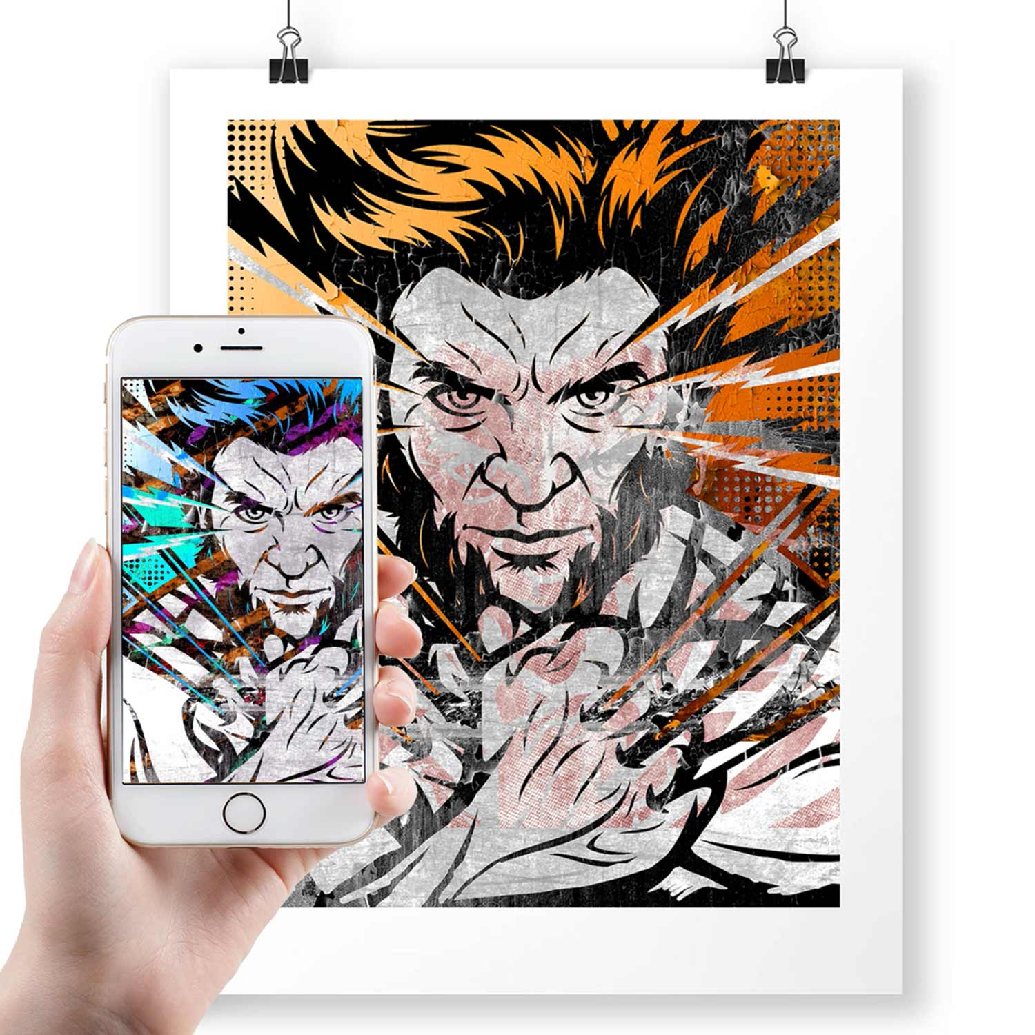 wolverine augmented reality