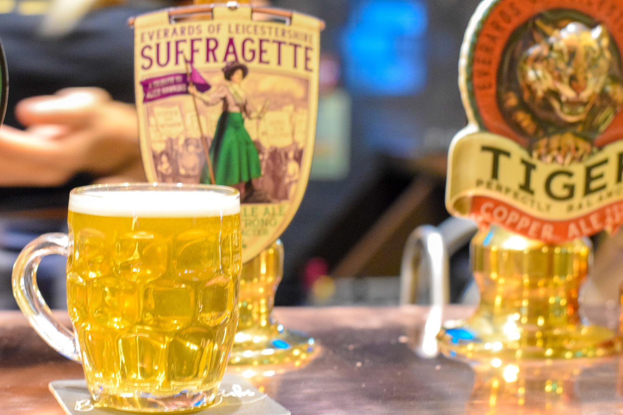 suffragette everards