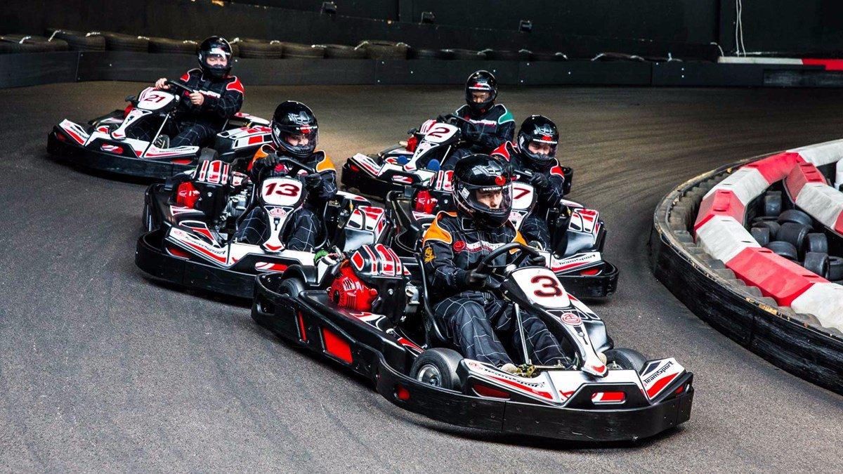 team sport karting leicester