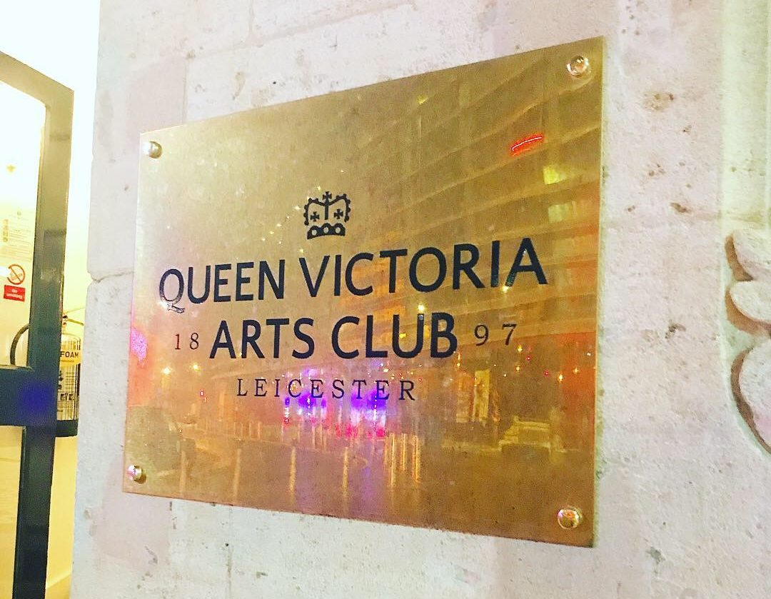 queen Victoria its club leicester