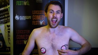naked comedy leicester