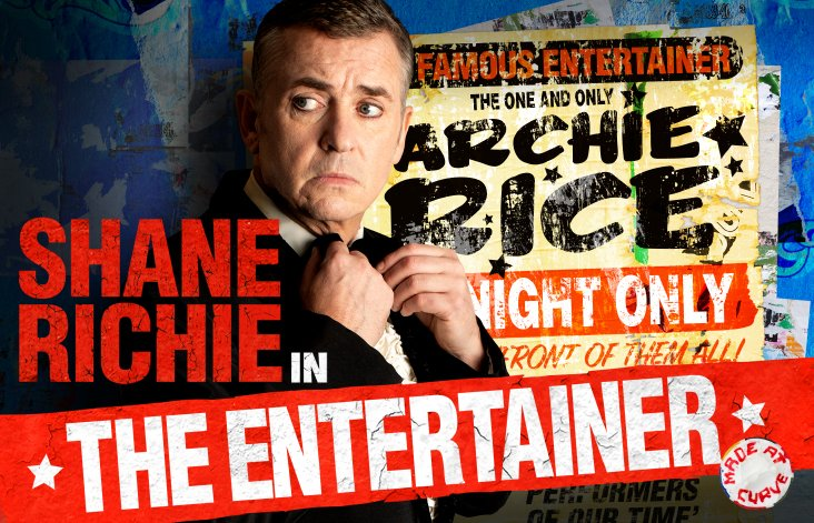 Shane richie entertainer