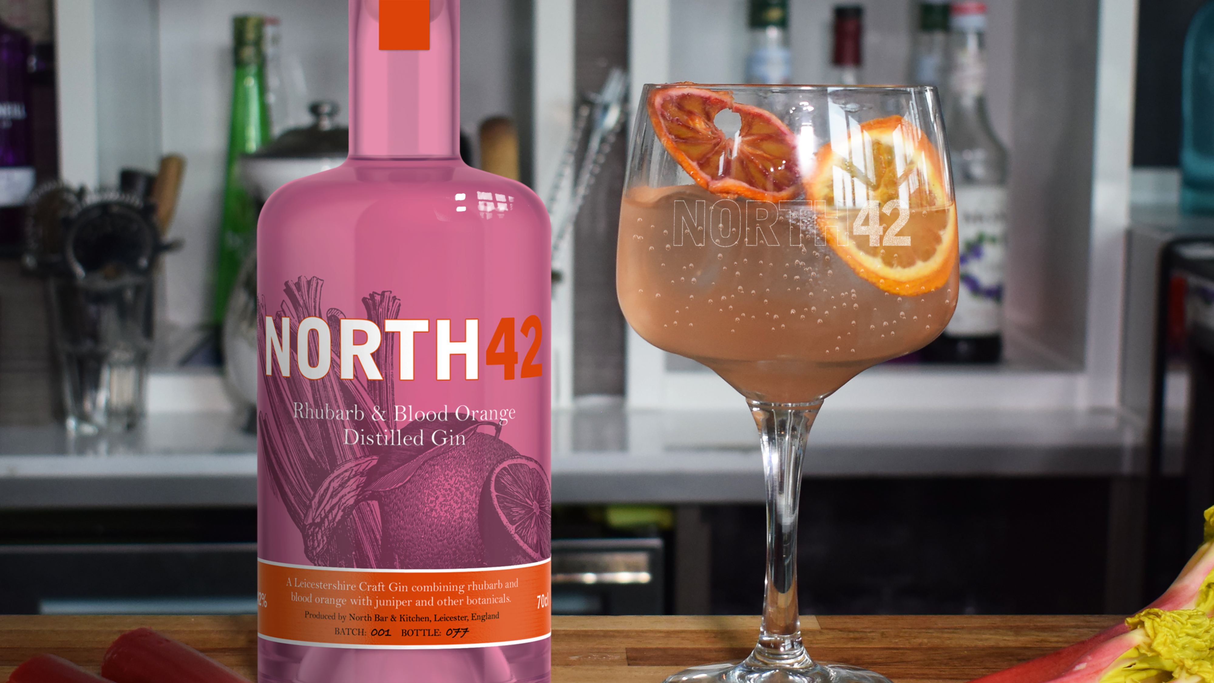 north 42 gin