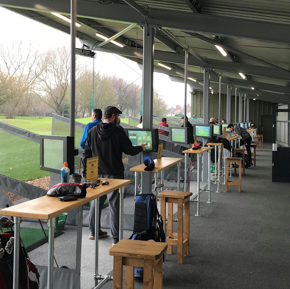 driving range leicester